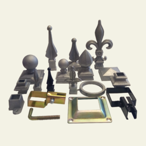 Iron Fence Fittings and Gate Hardware