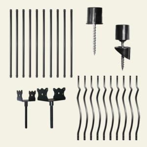 Deck Railings & Accessories